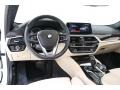 BMW 5 Series 530i xDrive Sedan Alpine White photo #6