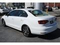 Volkswagen Jetta SE Pure White photo #6