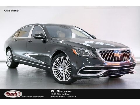 Magnetite Black Metallic 2020 Mercedes-Benz S Maybach S560 4Matic