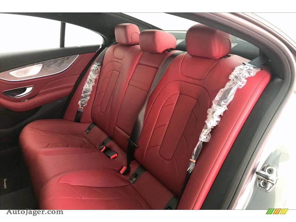 2020 CLS AMG 53 4Matic Coupe - Selenite Grey Metallic / Bengal Red/Black photo #15
