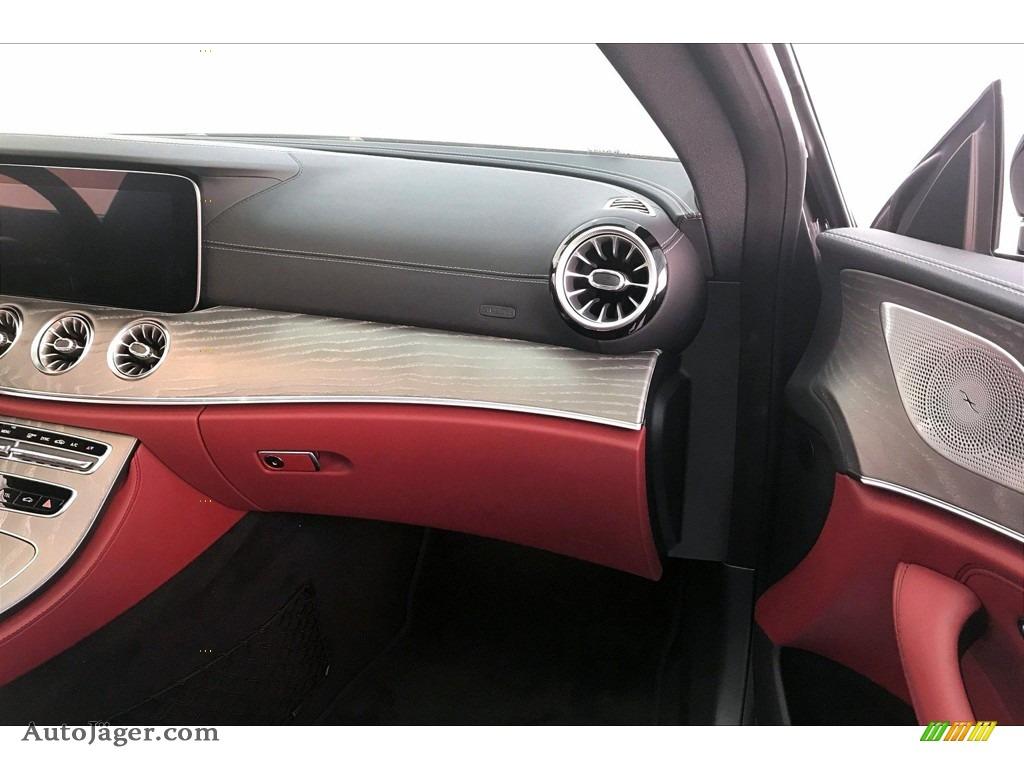 2020 CLS AMG 53 4Matic Coupe - Selenite Grey Metallic / Bengal Red/Black photo #28