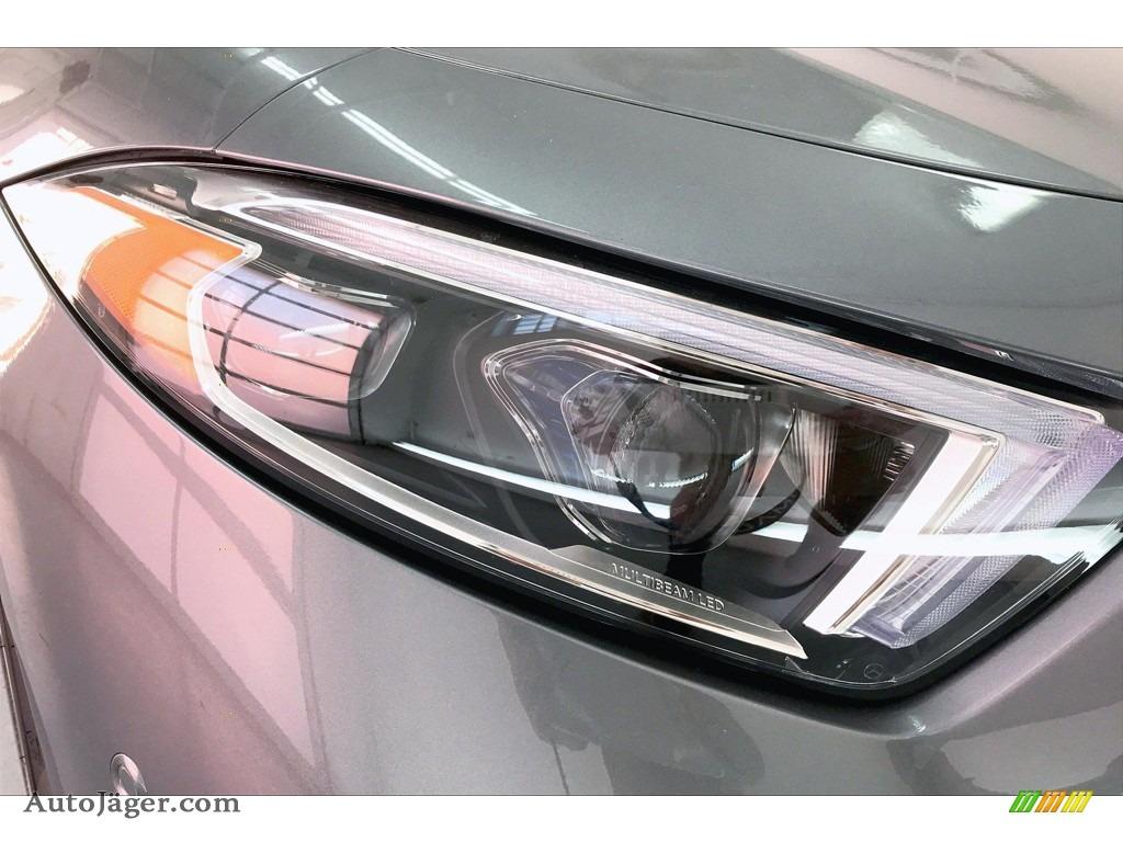 2020 CLS AMG 53 4Matic Coupe - Selenite Grey Metallic / Bengal Red/Black photo #32