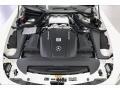 Mercedes-Benz AMG GT C Coupe designo Diamond White Metallic photo #9