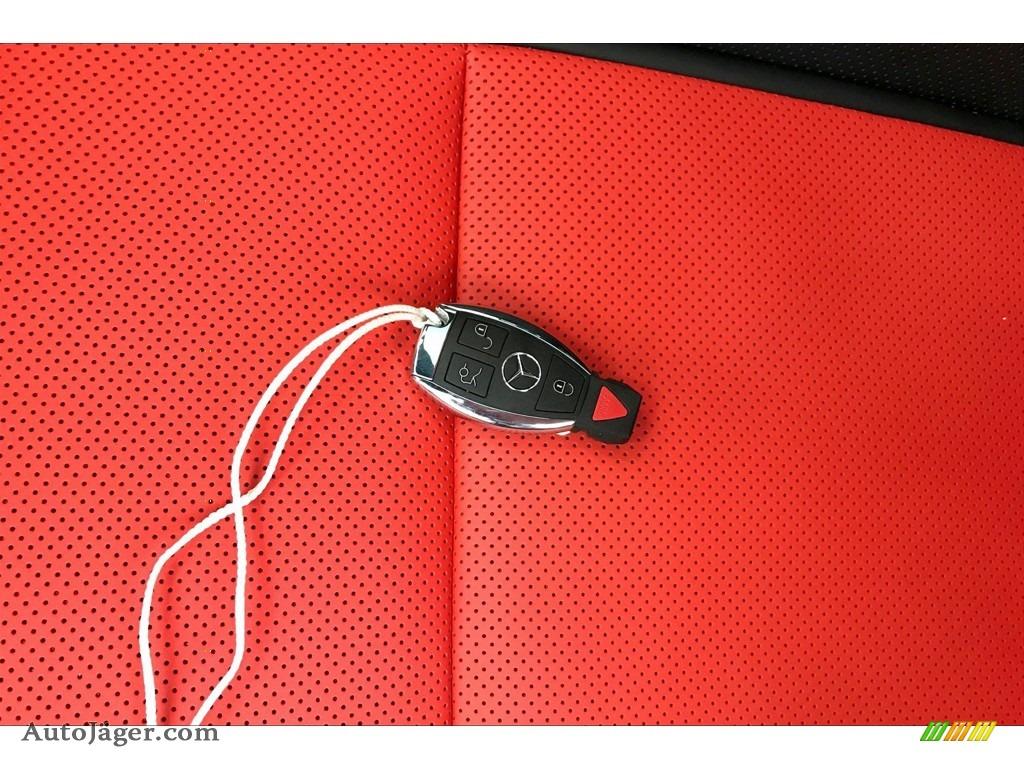 2020 AMG GT Coupe - designo Iridium Silver Magno (Matte) / Red Pepper/Black photo #11
