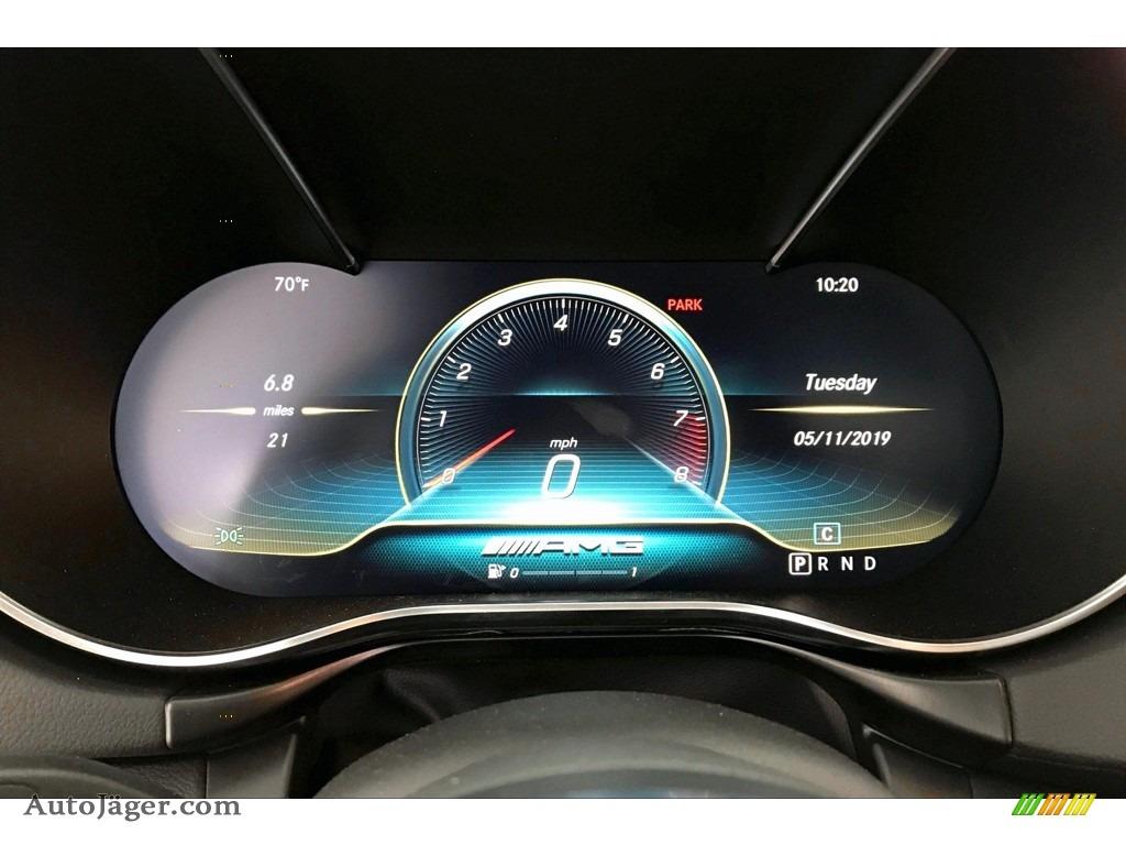 2020 AMG GT Coupe - designo Iridium Silver Magno (Matte) / Red Pepper/Black photo #18
