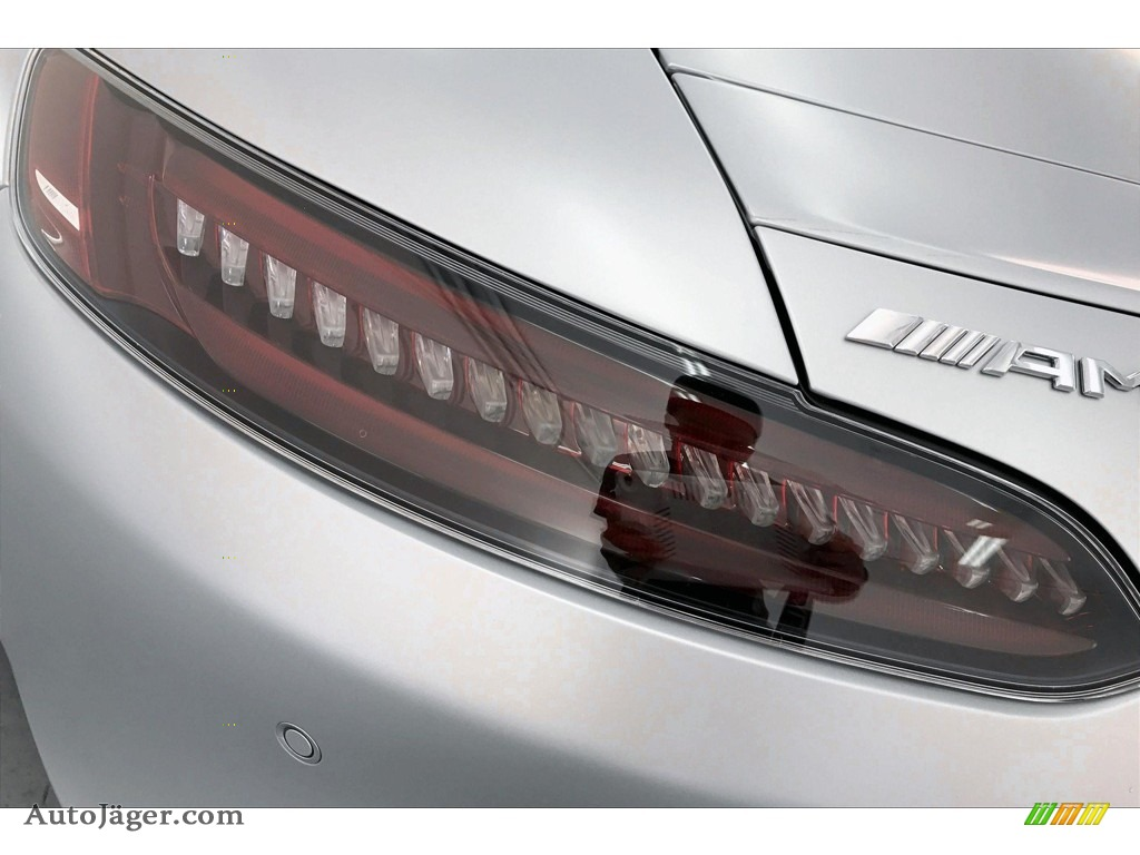 2020 AMG GT Coupe - designo Iridium Silver Magno (Matte) / Red Pepper/Black photo #24
