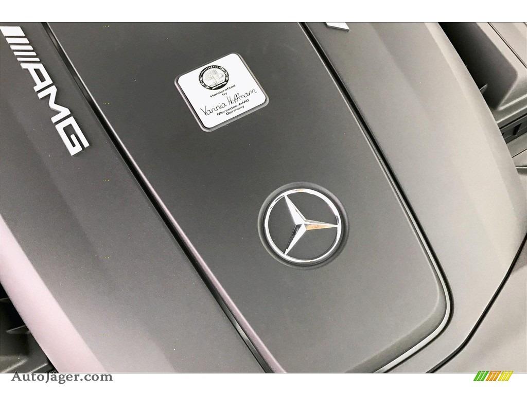 2020 AMG GT Coupe - designo Iridium Silver Magno (Matte) / Red Pepper/Black photo #29