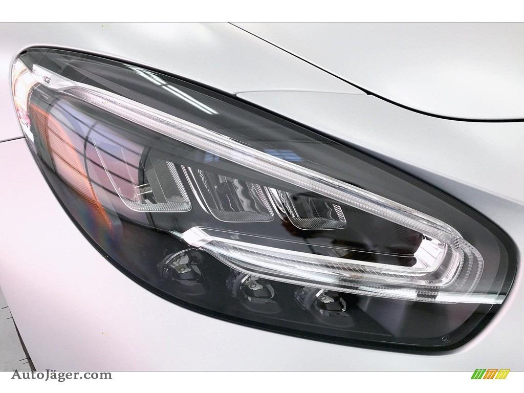2020 AMG GT Coupe - designo Iridium Silver Magno (Matte) / Red Pepper/Black photo #30