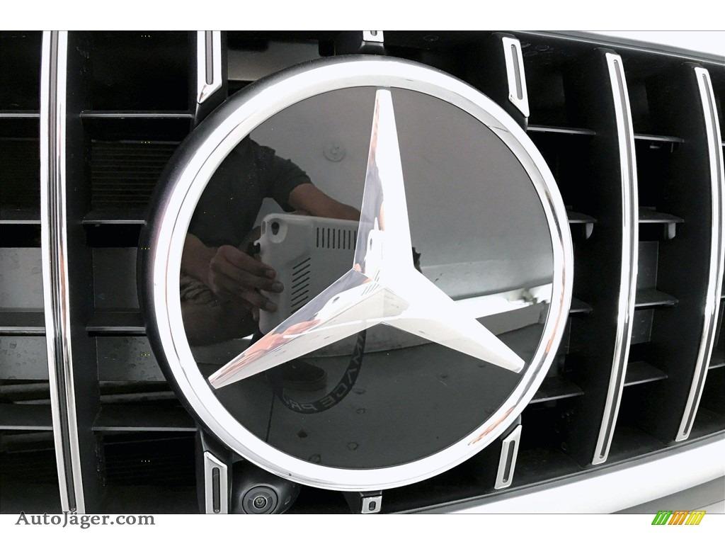 2020 AMG GT Coupe - designo Iridium Silver Magno (Matte) / Red Pepper/Black photo #31