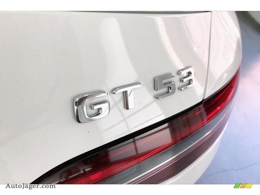 2020 AMG GT 53 - Polar White / Black w/Dinamica photo #7