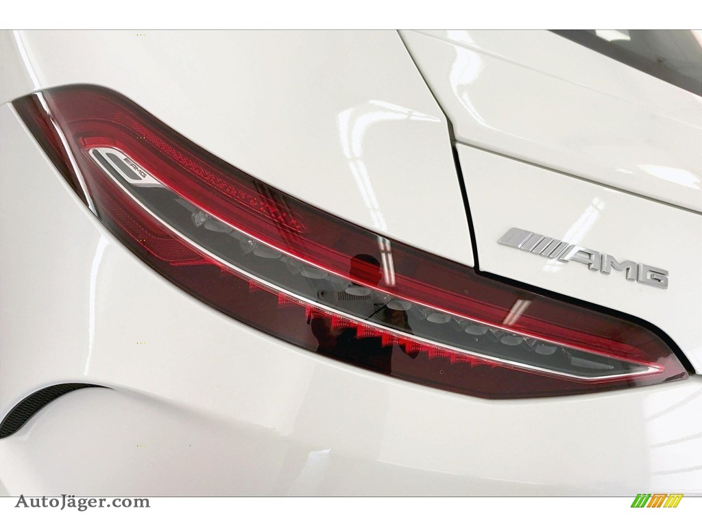 2020 AMG GT 53 - Polar White / Black w/Dinamica photo #26