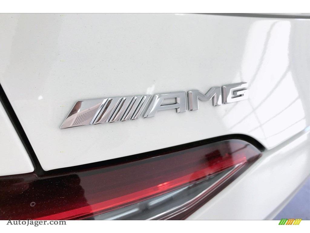 2020 AMG GT 53 - Polar White / Black w/Dinamica photo #27