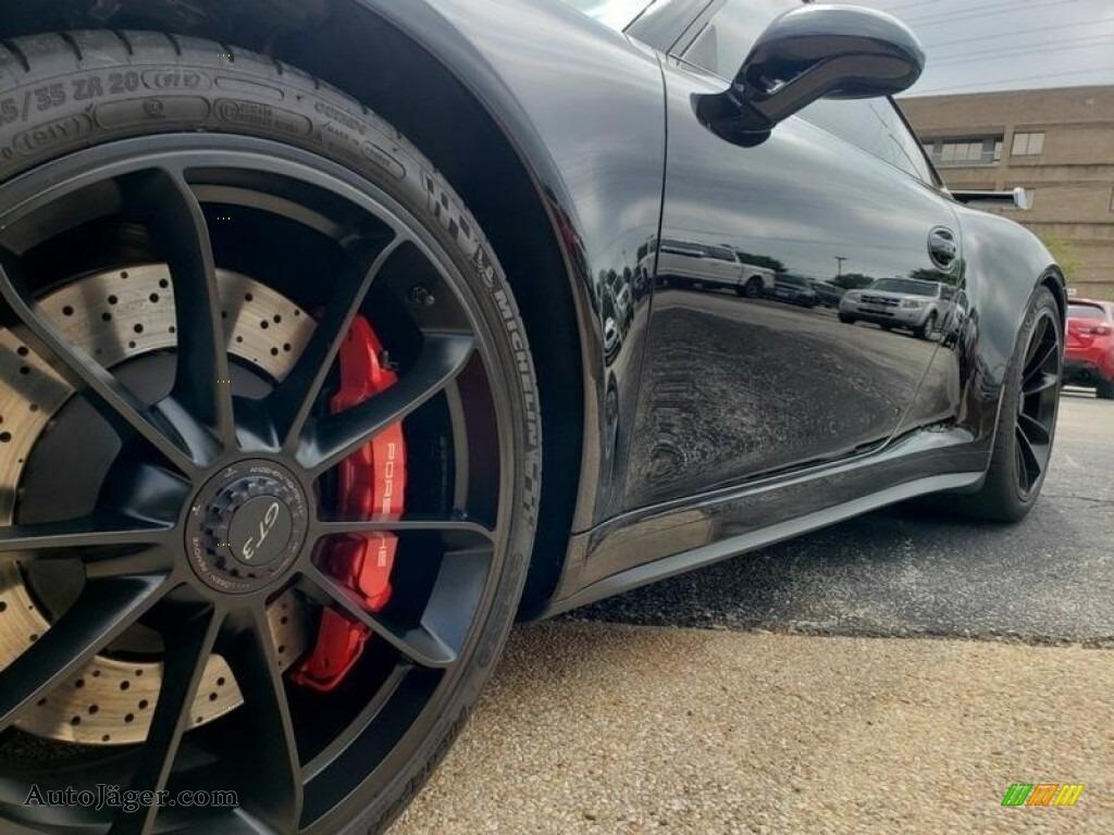 2016 911 GT3 - Black / Black photo #6