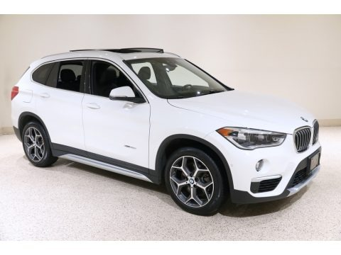 Alpine White 2016 BMW X1 xDrive28i