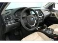 BMW X3 xDrive28i Deep Sea Blue Metallic photo #17