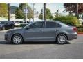 Volkswagen Jetta SE Sedan Platinum Gray Metallic photo #5