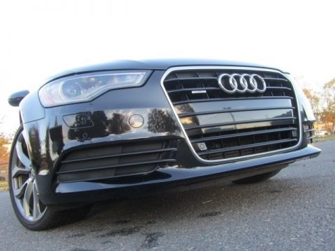 Phantom Black Pearl 2014 Audi A6 2.0T quattro Sedan