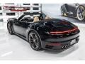 Porsche 911 Carrera S Cabriolet Black photo #8