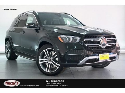 Black 2020 Mercedes-Benz GLE 450 4Matic