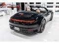 Porsche 911 Carrera S Cabriolet Black photo #37