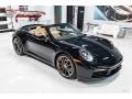 Porsche 911 Carrera S Cabriolet Black photo #39