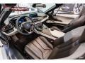 BMW i8 Roadster Crystal White Pearl Metallic photo #16