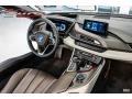 BMW i8 Roadster Crystal White Pearl Metallic photo #27