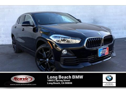 Jet Black 2020 BMW X2 sDrive28i