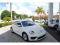 Volkswagen Beetle S Pure White photo #1