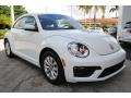 Volkswagen Beetle S Pure White photo #2