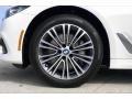 BMW 5 Series 530i Sedan Alpine White photo #9
