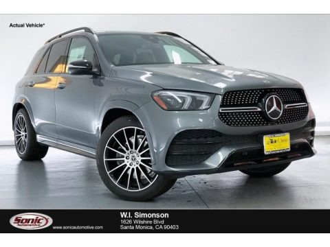 Selenite Grey Metallic 2020 Mercedes-Benz GLE 350 4Matic