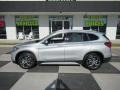 BMW X1 sDrive28i Glacier Silver Metallic photo #1