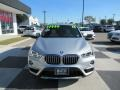 BMW X1 sDrive28i Glacier Silver Metallic photo #2