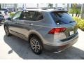 Volkswagen Tiguan SE Platinum Gray Metallic photo #6