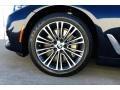 BMW 5 Series 530i Sedan Imperial Blue Metallic photo #9