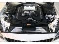 Mercedes-Benz C AMG 63 S Coupe designo Diamond White Metallic photo #9