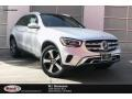 Mercedes-Benz GLC 300 Iridium Silver Metallic photo #1