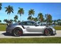 Porsche 911 GT3 RS GT Silver Metallic photo #3