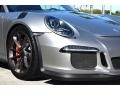 Porsche 911 GT3 RS GT Silver Metallic photo #12