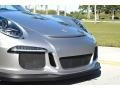 Porsche 911 GT3 RS GT Silver Metallic photo #13