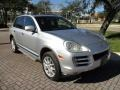 Porsche Cayenne  Crystal Silver Metallic photo #13