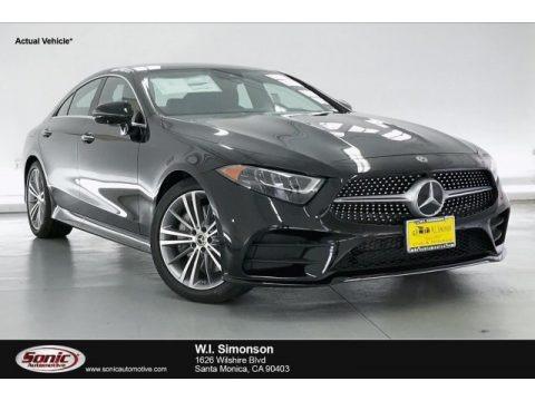 Black 2020 Mercedes-Benz CLS 450 Coupe