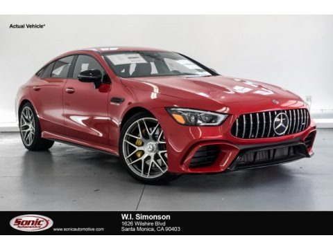 Jupiter Red 2019 Mercedes-Benz AMG GT 63