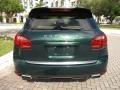 Porsche Cayenne S Jet Green Metallic photo #7