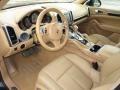 Porsche Cayenne S Jet Green Metallic photo #12