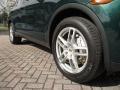 Porsche Cayenne S Jet Green Metallic photo #69