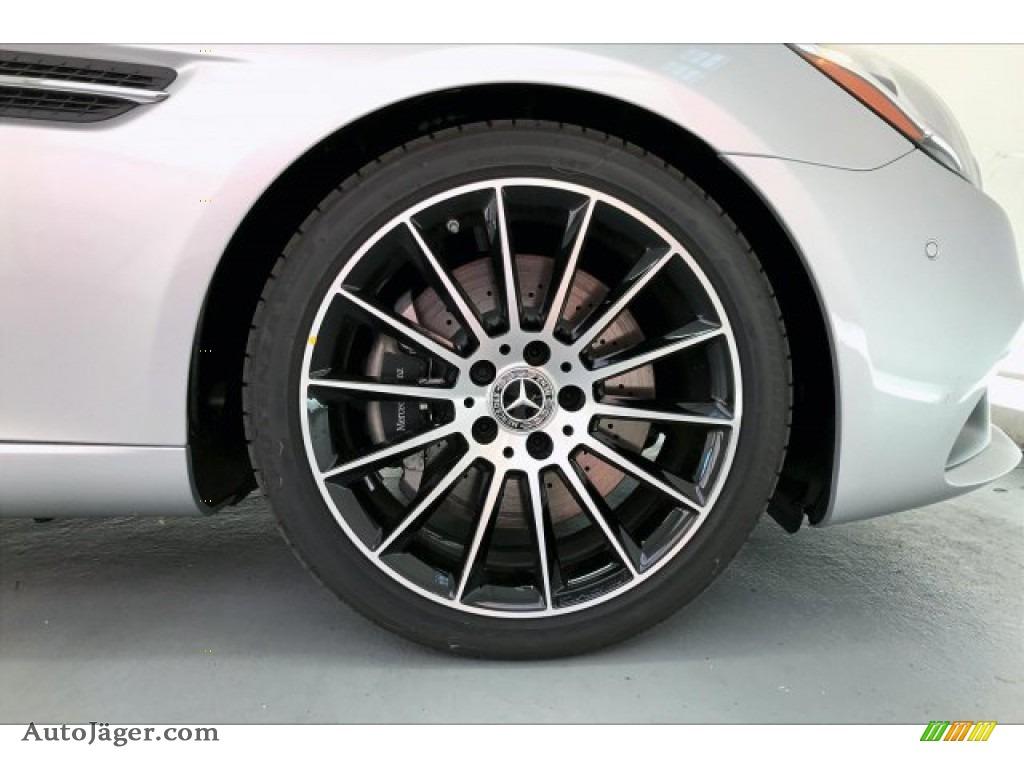 2020 SLC 300 Roadster - Iridium Silver Metallic / Black photo #9