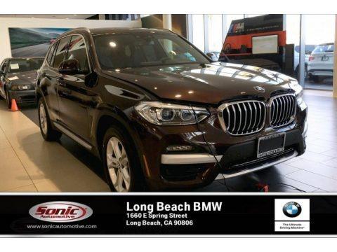 Terra Brown Metallic 2020 BMW X3 sDrive30i