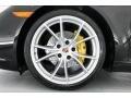 Porsche 911 Carrera Cabriolet Black photo #8